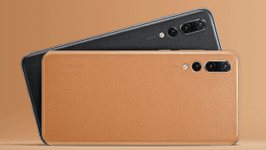 Huawei P20 Pro klar i nye farver (Foto: Huawei)