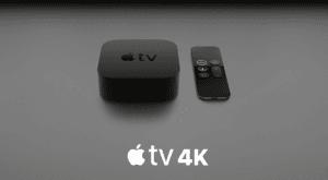 Apple TV 4K (Foto: Apple)
