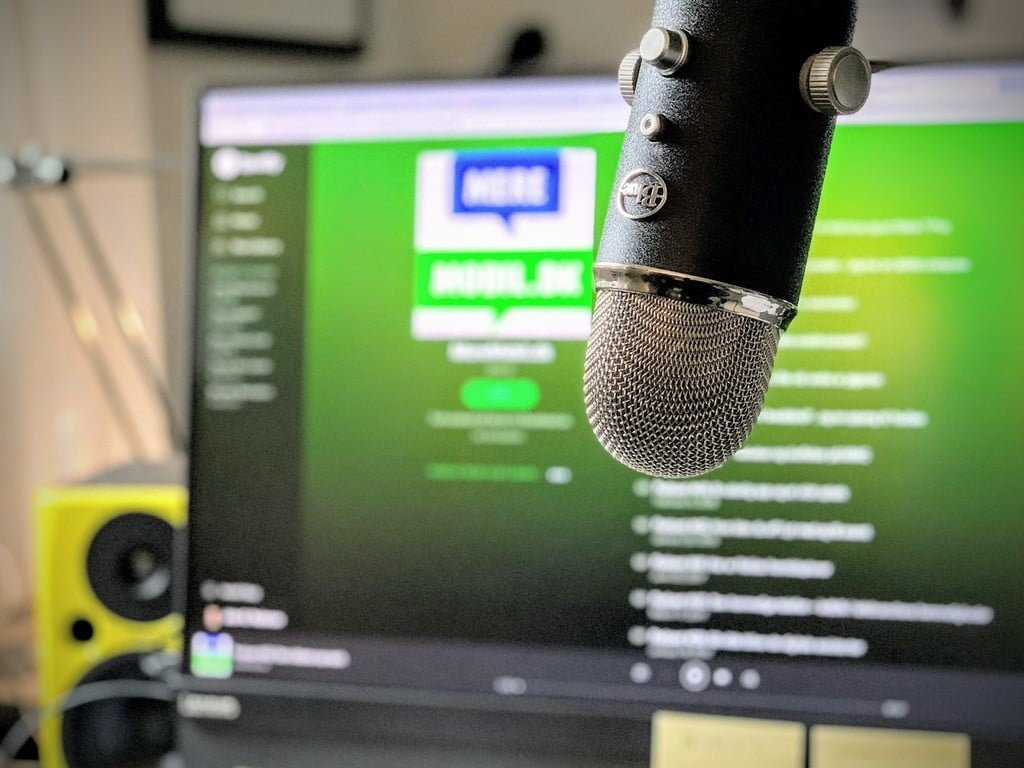 how to get a podcast on spotify