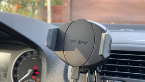 Ventlev Wireless Charging Car Kit