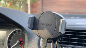 Ventlev Wireless Charging Car Kit