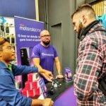 Salgsstart på Motorola One