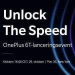 OnePlus 6T event