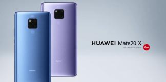 Huawei Mate 20 X (Foto: Huawei )