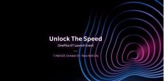 OnePlus offentliggør OnePlus 6T