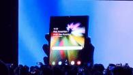 VIDEO: Her kan du se Samsungs foldbare smartphone, der netop officielt er fremvist.