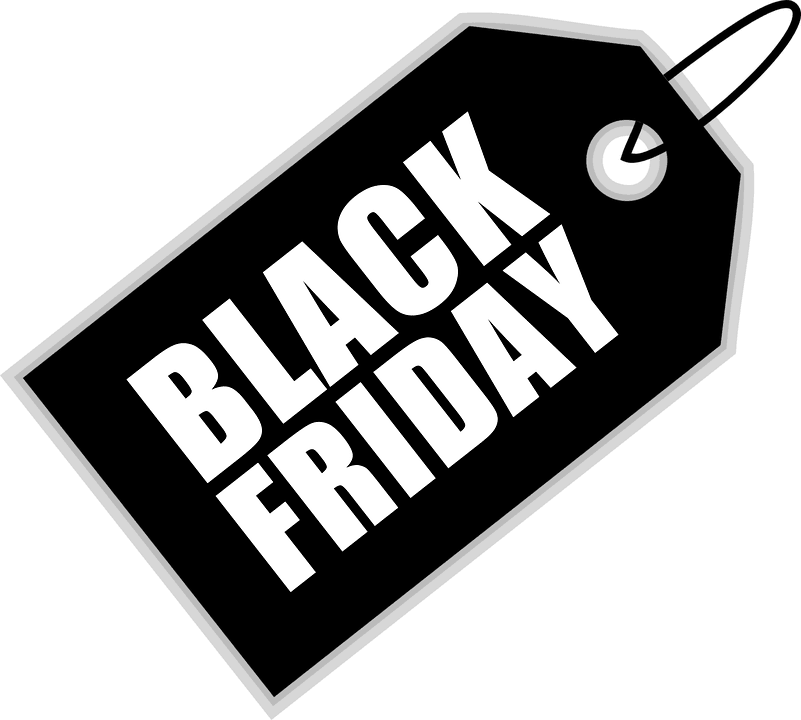 Black Friday (Foto: Pixabay.com)