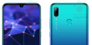 Lækkede billeder af det der ventes at være Huawei P Smart (2019) (Kilde: GSMArena.com)