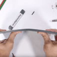 iPad Pro bend test