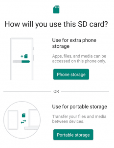 Samsung adaptive memory