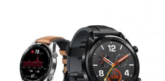 Huawei Watch GT (Foto: Huawei)