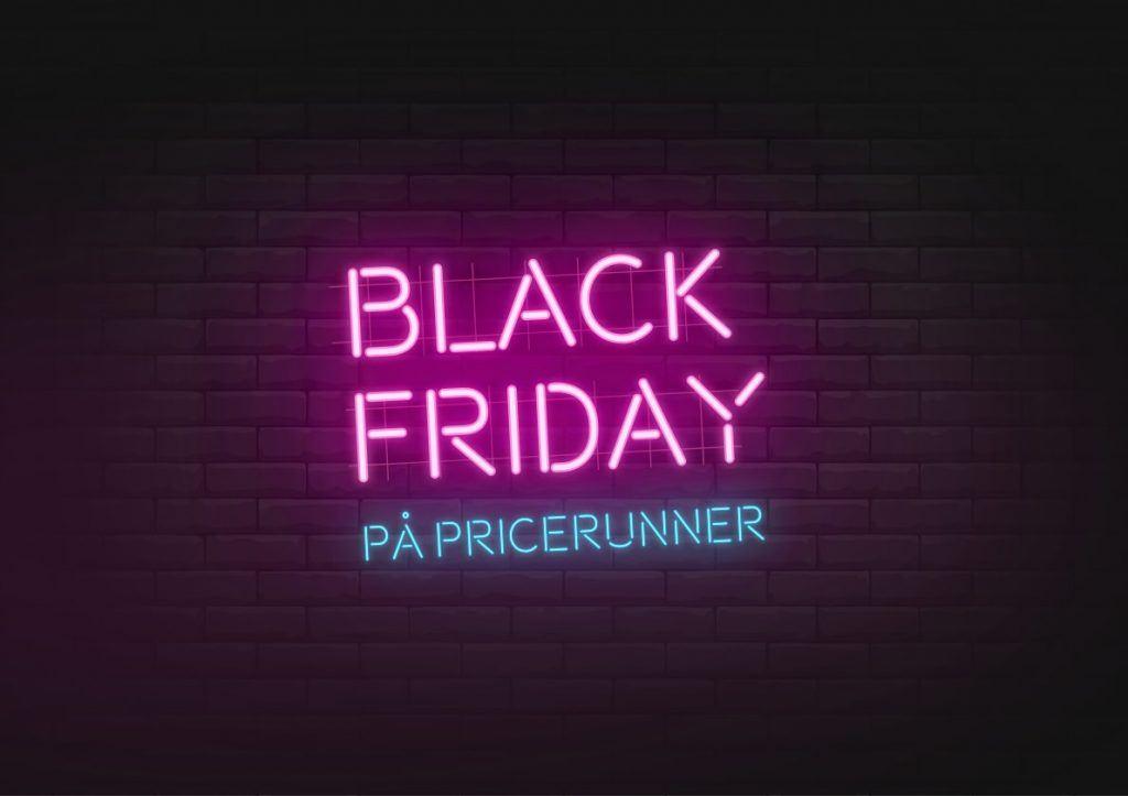 Black Friday på Pricerunner.dk (Foto: Pricerunner.dk)