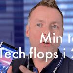 Top-5 tech-flops i 2018