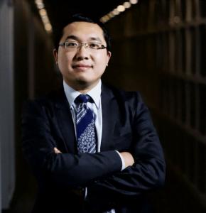Jason LanYang, adm. direktør for Huawei i Danmark