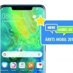 Huawei Mate 20 Pro Årets Mobil 2019