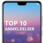 Top 10 mobilanmeldelser