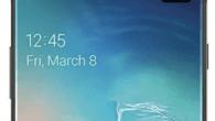 Nu er et officielt pressebillede af Samsung Galaxy 10+ lækket. Se billedet her.