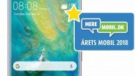 Den fedeste smartphone i 2018 var Huawei Mate 20 Pro, der overlegent vinder afstemningen Årets Mobil 2018.