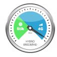 Hybrid bredbånd YouSee