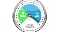 Kombinationen af 4G LTE og kobbernet giver lynhurtigt bredbånd til store dele af landet. Stikket er sat i – og det virker!