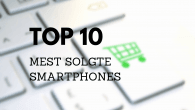 HITLISTE: Gamle iPhones hitter stadig hos teleselskaberne. Salget af Samsung Galaxy S9+ er til gengæld gået i stå.