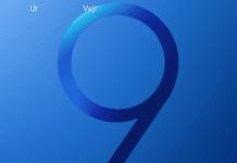 OneUI Galaxy S9