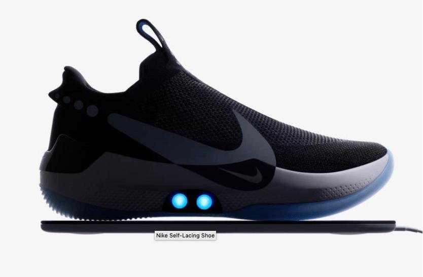 Nike Adapt BB (Foto: Nike)