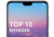 Top-10-nyheder