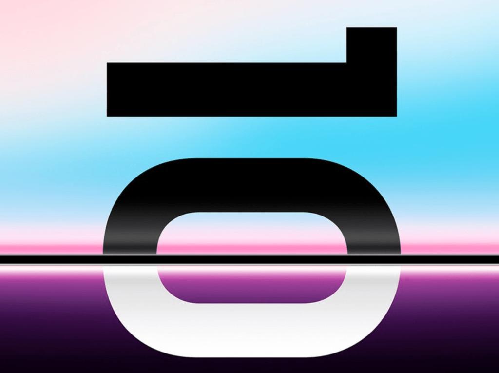 Samsung har startet produktionen af Galaxy S10 2593e29e76119