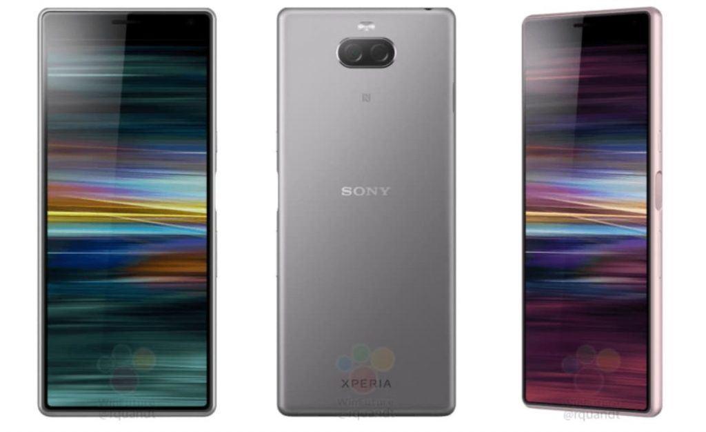 Sony Xperia telefon med skærmformatet 21:9 (Kilde: WinFuture)