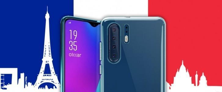 Huawei vil angiveligt afsløre Huawei P30-serien i Paris i slutningen af marts måned (Kilde: GSMArena.com)