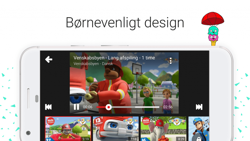 YouTube Kids (Foto: Google)