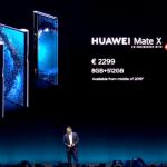Huawei Mate X Richard Yu