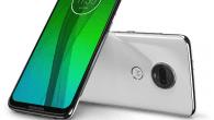 Moderne udtryk. Rimelig processorkraft og dual-kamera. Her er Motorola Moto G7.