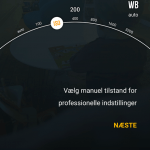 Skærmbillede fra Moto G7