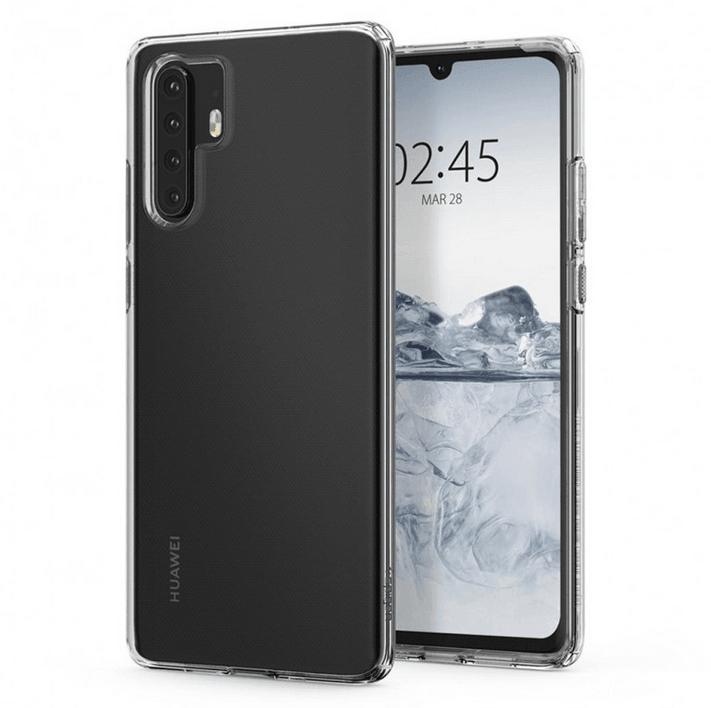 Huawei P30 og Huawei P30 Pro lækket af Spigen (Kilde: GSMArena.com)