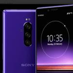 Sony Xperia 1 lækket af EvLeaks (Kilde: Twitter / EvLeaks)