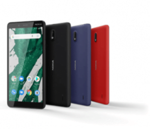 Nokia 1 Plus (Foto: HMD Global)