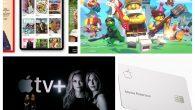 OVERBLIK: News+, Arcade, Card og Netflix-konkurrenten Apple TV+. Få Apples seneste nyheder i kort form.