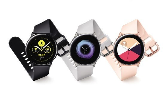 Samsung Watch Active (Foto: Samsung)