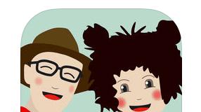 Skærmbilleder fra Popi TV applikationen - Popsi og Krelle (Kilde: MereMobil.dk / App Store)