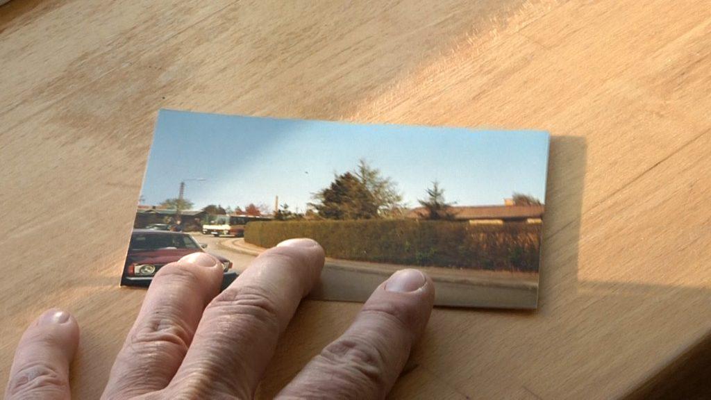 Gamle papir-billeder digitalt