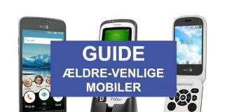 Ældre-mobiler guide