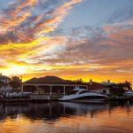 Tog dette en tidlig morgen i Cape Coral (Foto: John Hansen)