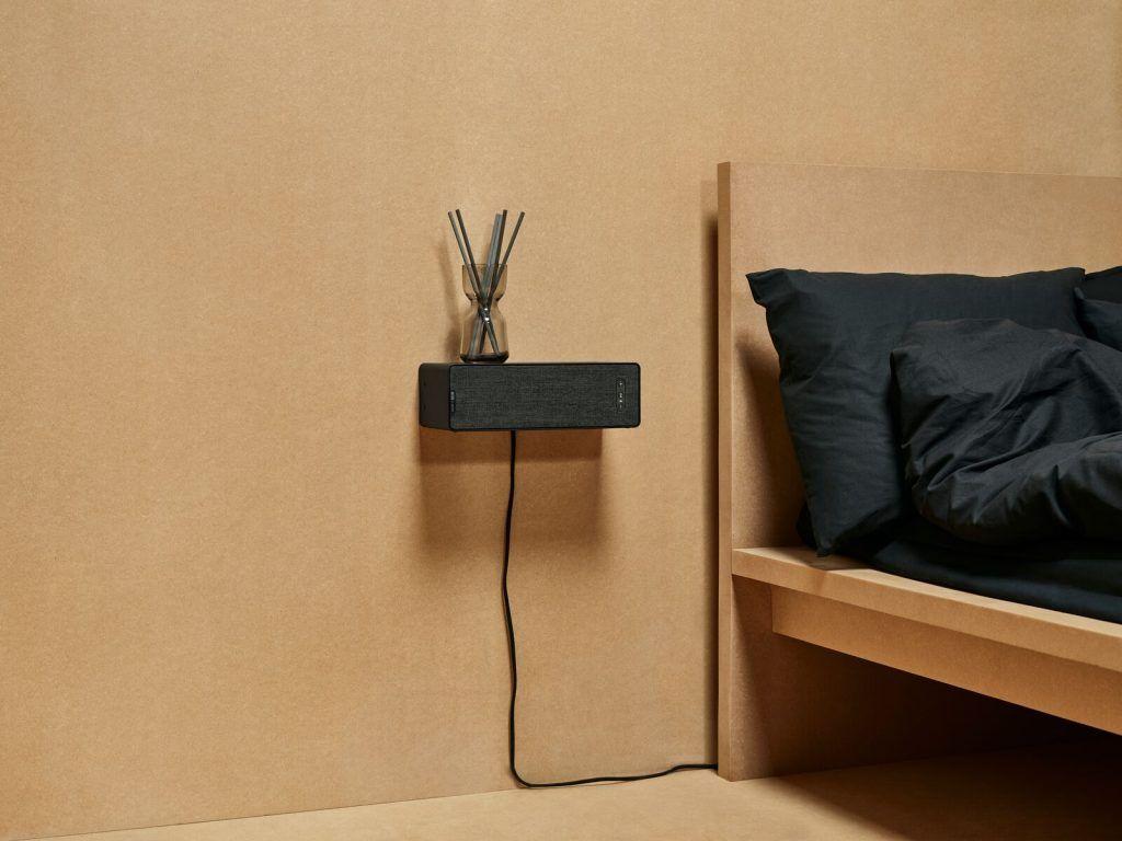SYMFONISK. Wifi-højttaler, der kan anvendes som boghylde (Foto: IKEA)