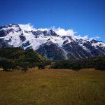 New Zealandske bjerge - taget med Huawei Mate 10 Pro (Foto: Morten Sabre Thomsen)