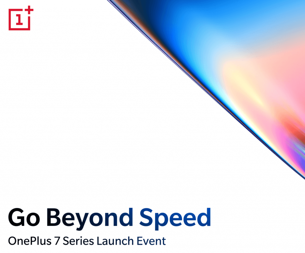 OnePlus 7 launch