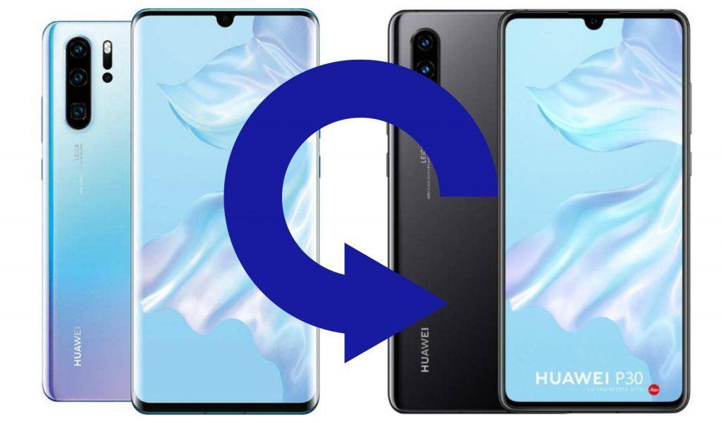 Huawei P30 Pro og P30