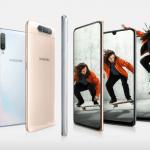 Samsung Galaxy A-serien forår 2019