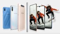 Galaxy A-serien starter nu ved 1.549 kroner. Den dyreste ligger prismæssigt over Samsung Galaxy S10e, der er S-seriens billigste telefon.